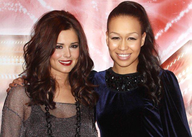 rebecca ferguson cheryl cole