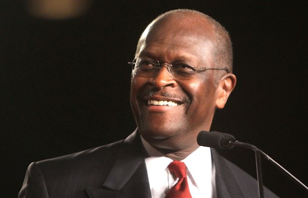 "Cain Joe BurbankAP Herman Cain Calls ""Bullsh t"" on Obama's Class Warfare Rhetoric"