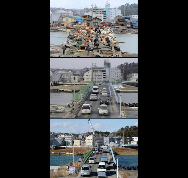 Japan tsunami two years on: …