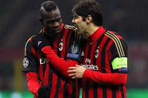 Kaka: AC Milan can still qualify for European football