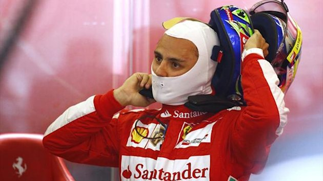 Can Massa save his seat?