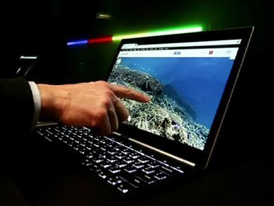 Google Unveils New Touchscreen Laptop