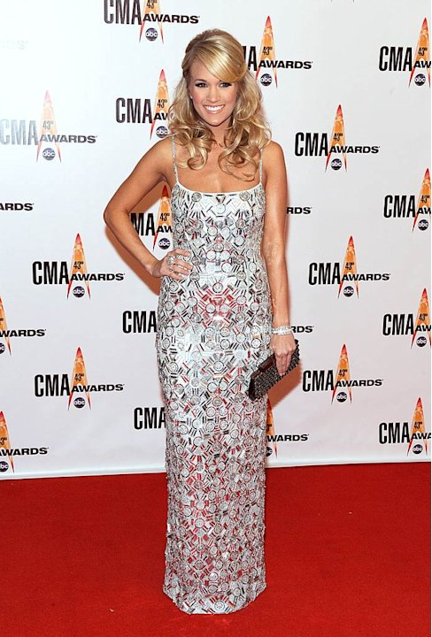 Underwood Carrie CMA Aw