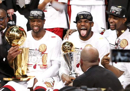 LeBron James named NBA Finals MVP for second straight year: 'I …