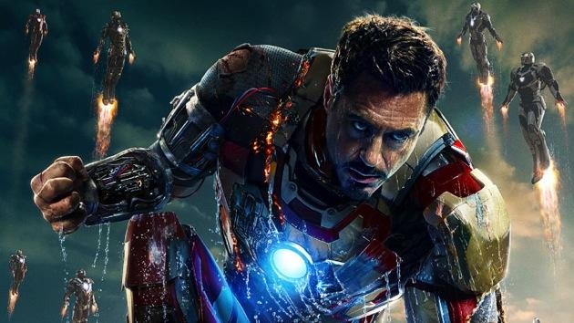 Say Hello To My Metal Friends: New 'Iron Man 3' Poster Reveals Alloyed Forces