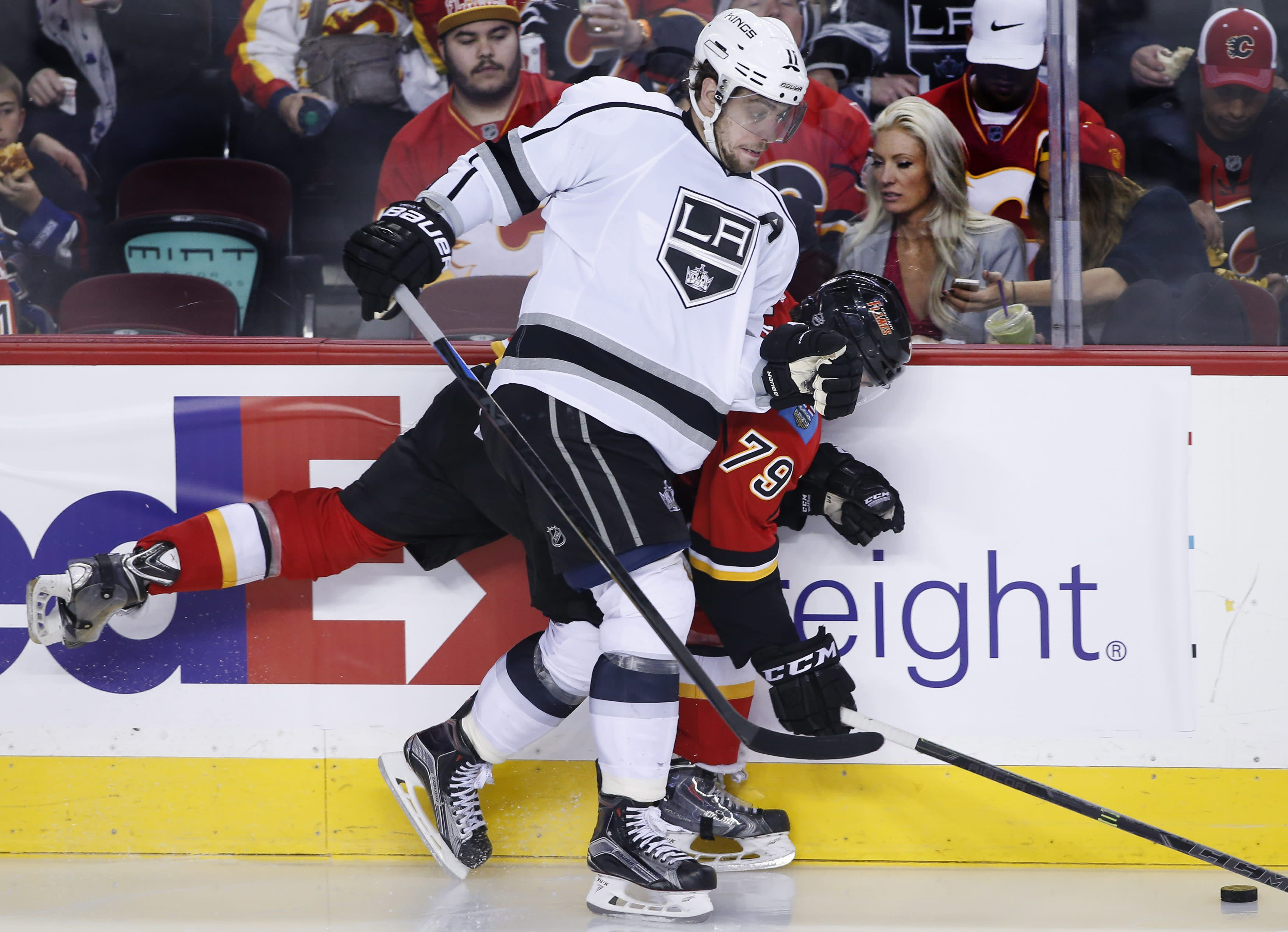 Anze Kopitar still without contract extension on day before regular season