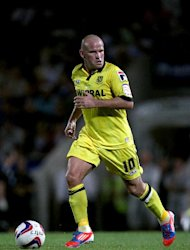 Andy Robinson scored all three of Tranmere's goals