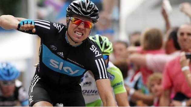 Cycling - Kristoff wins Norway finale as Boasson Hagen takes home tour
