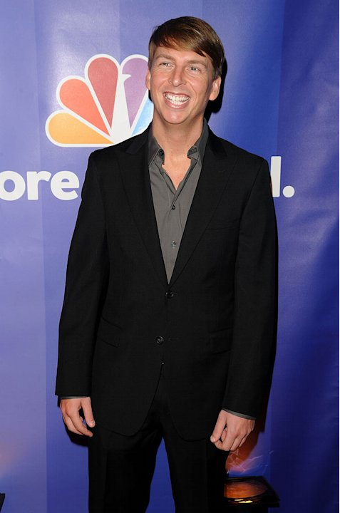 Jack McBrayer (&quot;30 Rock&quot;) attends the 2010 NBC Upfront presentation at The Hilton Hotel on May 17, 2010 in New York City. 