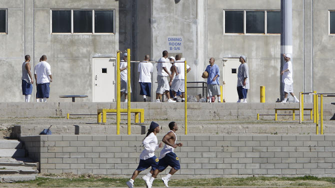 Leaders seek to avoid early Calif. inmate releases