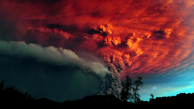 This Is the Way the World Ends? Volcanoes Could Darken World (ABC News)