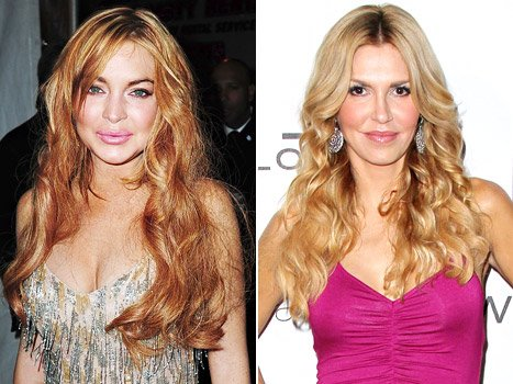 "Lindsay Lohan Returns Borrowed Designer Dress in Tatters, Brandi Glanville Calls Bravo Co-Stars ""Horrible"" and Says Eddie Cibrian Is With LeAnn Rimes for the Money: Today's Top Stories"