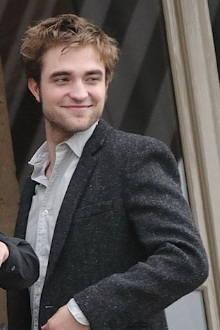 Robert Pattinson is a worldwide heartthrob