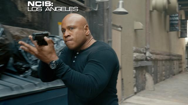 NCIS: Los Angeles - Bank Shooting