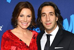 Luann de Lesseps, Jacques Azoulay | Photo Credits: Larry Busacca/Getty Images