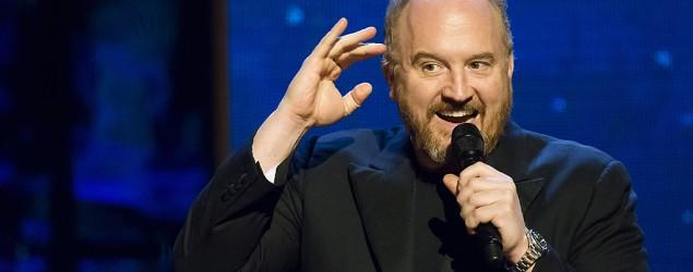 Louis C.K. not laughing over how much he owes