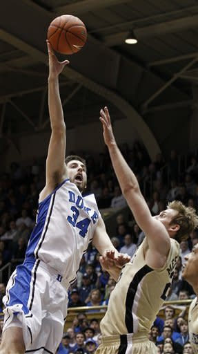 Dawkins leads No. 4 Duke past Wake Forest, 91-73