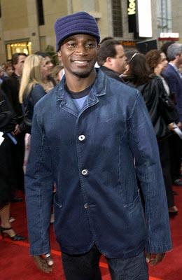 Premiere: Taye Diggs at the LA premiere of Columbia's Charlie's Angels: Full Throttle - 6/18/2003
