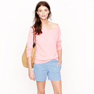 Skip the skirts and go for those shorts!