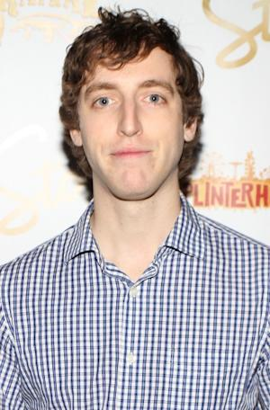 Thomas Middleditch attends the Splinterheads premiere party at Carnival at Bowlmor Lanes in New York City on November 6, 2009 -- Getty Premium