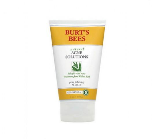 Burt's Bees Natural Acne Solutions Scrub