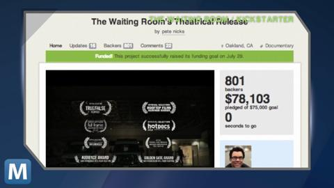 Kickstarter Backers Pledge More than $100 Million to Independent Films
