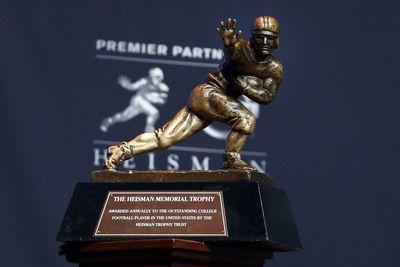 Betting on the Heisman Trophy is dumber than playing slot machines