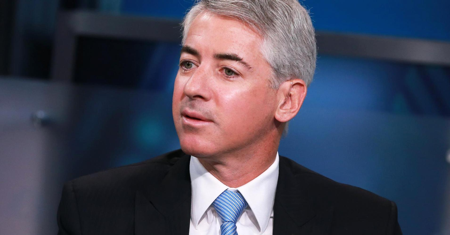 Bill Ackman urges Bloomberg to run for president