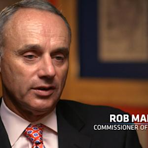 We Need To Talk: Rob Manfred interview pt 2