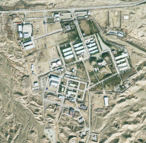 Here's the Site Iran Doesn't Want Inspectors to See