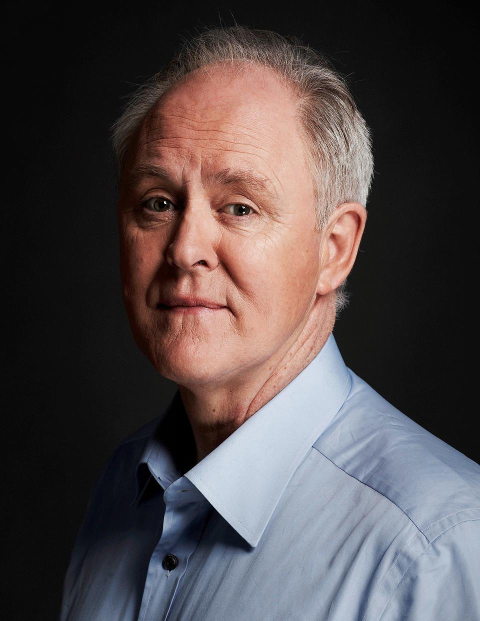 "In this undated theater image released by Boneau Bryan-Brown, John Lithgow, star of the upcoming production ""The Columnist,"" is shown. ""The Columnist"" is one of the new anticipated productions coming this season. (AP Photo/Boneau Bryan-Brown)"