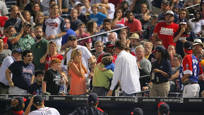 Column: Baseball needs to do more to protect fans
