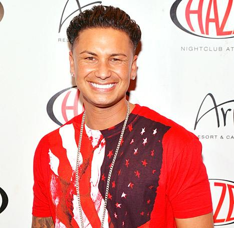 "Pauly D Calls Baby Daughter a ""Blessing,"" Wants Full Custody"