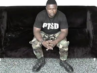 Coming Home: Rapping vet self-treats PTSD