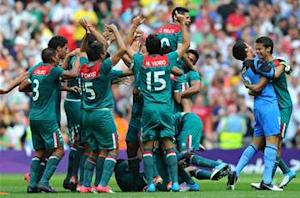Eric Gomez: Mexico's golden generation now sets sights on 2014 World Cup