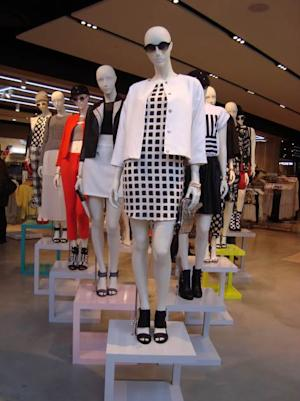 Topshop opens in Los Angeles -- Access Hollywood