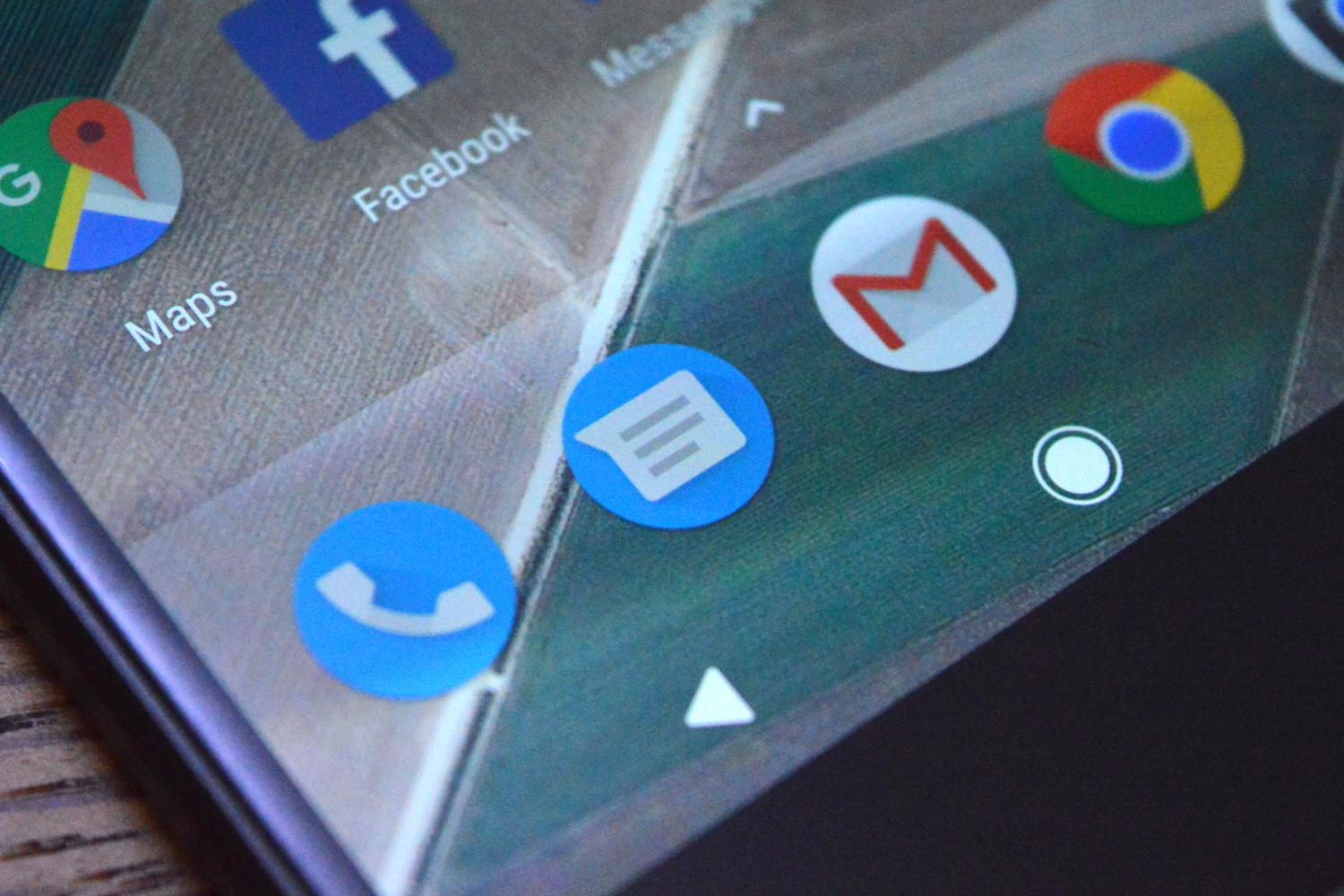 Google Messenger 2.0 brings unread message badges — on certain Android devices