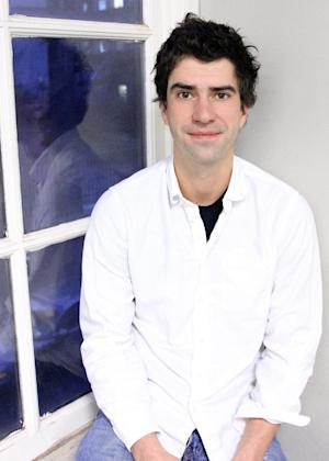 "This Dec. 18, 2012 photo released by Spin Cycle shows actor and playwright Hamish Linklater.  Linklater's latest play is called ""The Vandal."" (AP Photo/Spin Cycle, Crystal Arnette)"