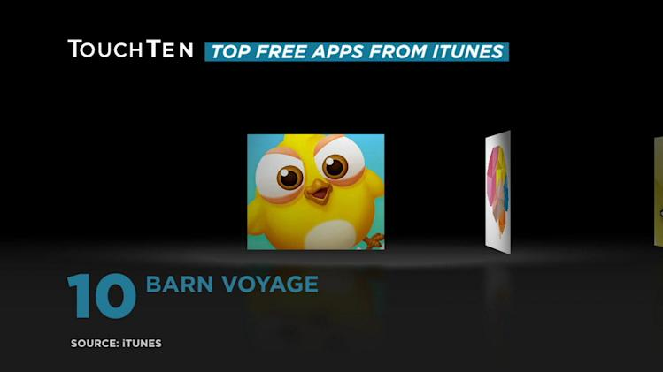 TOP TEN FREE APPS
