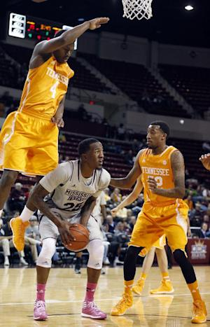 Tennessee beats Mississippi State 75-68