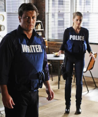 ABC's 'Castle' Eyes Two-Season Pickup