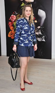 Nina Ricci's Peter Copping Launches debut La Rue Bag - Olivia Inge, Meredith Ostrum & Daisy de Veilleneuve Attend