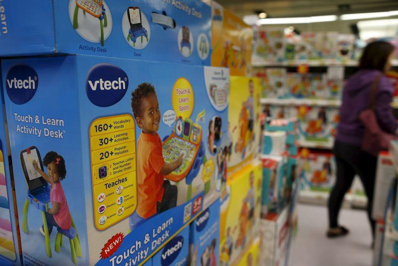 Toymaker VTech hit by largest-ever hack targeting kids