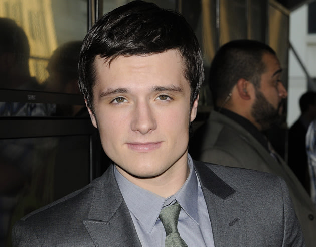 EXCLUSIVE: Josh Hutcherson talks Hunger Games