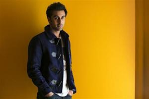 Bollywood actor Ranbir Kapoor poses for a portrait while doing interviews regarding his new film Besharam in New York