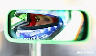 Danica Patrick nervous about racing in Japan next week