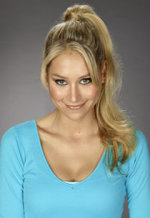 Anna Kournikova | Photo Credits: Chris Haston/NBC