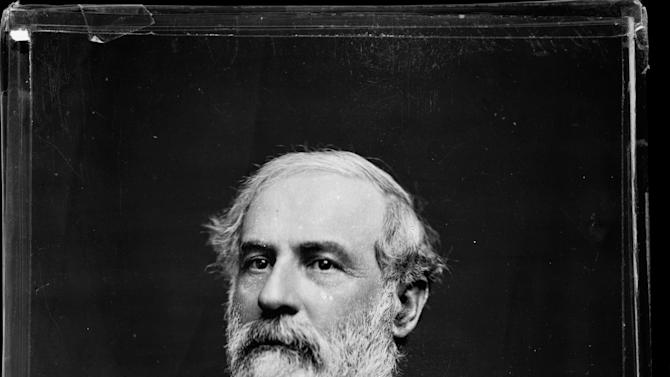 """This 1864 photo made available by the Library of Congress shows Confederate Army Gen. Robert E. Lee. When dawn broke along Antietam Creek on Sept. 17, 1862, cannon volleys launched a Civil War battle that would leave 23,000 casualties on the single bloodiest day in U.S. history and mark a crucial pivot point in the war. And yet it might never have occurred - if not for what a historian calls a """"freakish"""" twist of fate. Days earlier, a copy of Lee's detailed invasion orders, wrapped around a few cigars, accidentally fell in a farm field and were discovered by Union infantrymen who passed their stunning find up the chain of command, spurring action. (AP Photo/Library of Congress, Julian Vannerson)"""