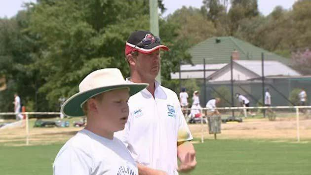 Local flavour for cricket development