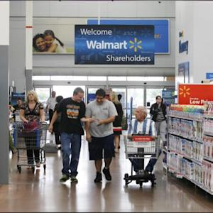 U.S. Labor Board May Issue Complaint Against Wal-Mart On Strikes